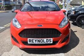 BAD CREDIT FINANCE AVAILABLE 2017 17 FORD FIESTA 1.0T ST LINE 5 DOOR