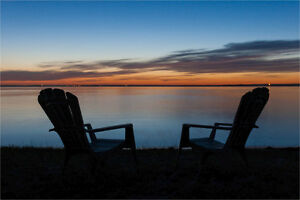 Buffalo Lake RV camping Lot - Fully Serviced