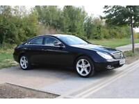 Mercedes-Benz CLS320 3.0CDi 7G-Tronic 4DR FSH IMMACULATE