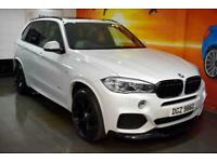 2016 BMW X5 xDrive30d 3.0 M Sport (7 Seats) 4x4 5dr Steptronic Automatic Estate