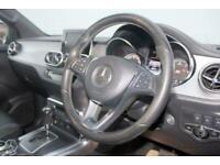 2018 Mercedes-Benz X-CLASS X250 POWER D 4MATIC AUTO PICK-UP Diesel Automatic