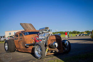 rat rod de drag
