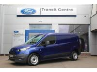 NEW Ford Transit Connect Base 1.5TDCi 120PS 240 Auto L2 in Blue+ Sat Nav- Onsite