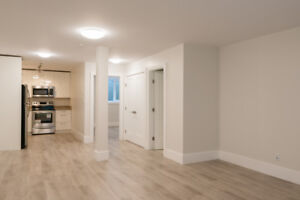 $1700 / 700ft2 - Brand-New North Van 1-Bedroom Basement Suite