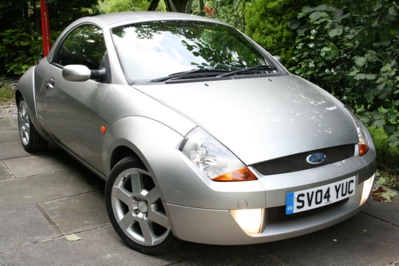ford streetka convertible 1 6 low mileage luxury. Black Bedroom Furniture Sets. Home Design Ideas