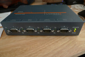 Lantronix EDS4100 4-Port Enterprise Serial Device Server