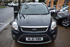 BAD CREDIT CAR FINANCE AVAILABLE 2011 61 FORD KUGA 2.0TDCi 163ps 4x4 TITANIUM