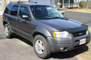 2004 Ford Escape XLT 4 Wheel Drive, SUV