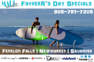 SPRING! - Best Stand Up Paddle Board Package
