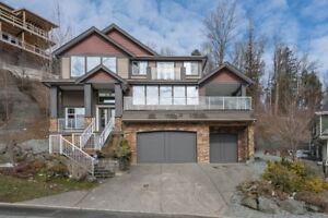Big 2 bedroom basement suite in East Abbotsford home for rent
