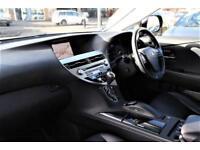 2012 Lexus RX 3.5 Advance Station Wagon CVT 5dr (Pan roof) PETROL/ELECTRIC black