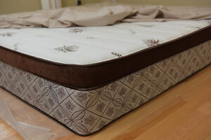 Quality Mattress, king size, almost new