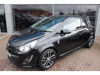 Vauxhall Corsa BLACK EDITION. FINANCE SPECIALISTS