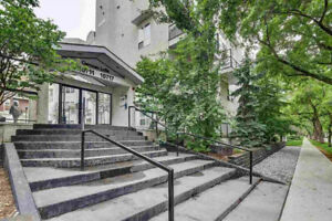 2 BEDROOMS- UNDERGROUND PARKING - INSUITE LAUNDRY - GARNEAU!