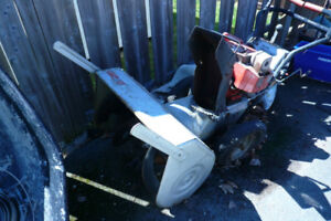 Free snowblower for parts