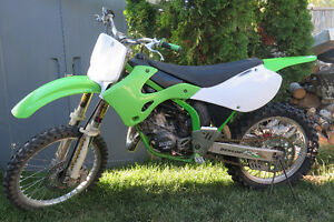 2000 Kawasaki KX125 - Tons of Upgrades
