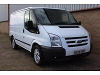2009 Ford Transit 2.2TDCi ( 110PS ) 260S ( Low Roof ) 2008.75MY 260 SWB Trend