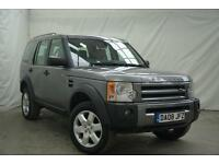 2008 Land Rover Discovery 3 TDV6 HSE Diesel grey Automatic