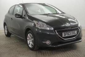 2013 Peugeot 208 ACTIVE Petrol grey Manual