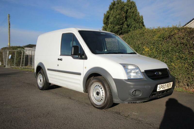 a61954a44a 2010 (60) Ford Transit Connect 1.8TDCi ( 75PS ) Van T200 SWB