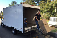 MOVING / DELIVERY - fast and efficient, courteous and reliable!