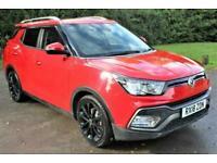 2018 Ssangyong TIVOLI XLV 1.6D ELX AUTO Estate Diesel Automatic