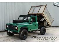 1985 LAND ROVER 110 TIPPER 300TDI DEFENDER LOW MILES Diesel Manual