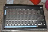 Mackie 24x4 Mixing Board with road case  $475