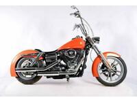 Harley-Davidson FXDL1580 Dyna Low Rider - Vey cool custom bike