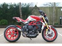 MV AGUSTA B3 BRUTALE DRAGSTER RC SC PROJECT EXHAUST (18MY) DRAGSTER RC 2018