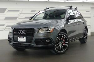 2017 Audi SQ5 3.0T Dynamic Edition quattro 8sp Tiptronic