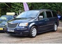 CHRYSLER GRAND VOYAGER STOW N GO 2.8CRD AUTO LIMITED, 72,000 MILES ONLY
