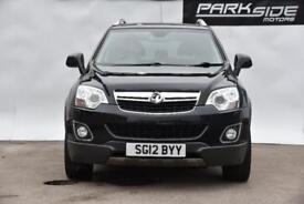 2012 Vauxhall Antara 2.2 CDTi SE Nav AWD 5dr