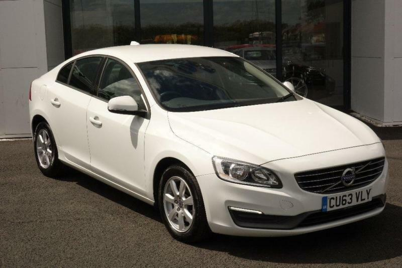 2013 volvo s60 2 0 d3 business edition 4dr start stop in derby derbyshire gumtree. Black Bedroom Furniture Sets. Home Design Ideas