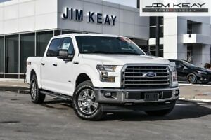 2017 Ford F-150 With Leather!