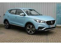 Pre-registered MG Motor UK Zs 105kW Excite EV 45kWh Auto - Pimlico Blue