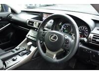 2013 Lexus IS 300h 2.5 SE E-CVT 4dr