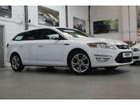Ford Mondeo 2.0 TDCi Titanium X Estate, 13 Reg, 62k, White, Massive Spec!