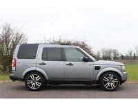 Land Rover Discovery 4 SDV6 LANDMARK LE