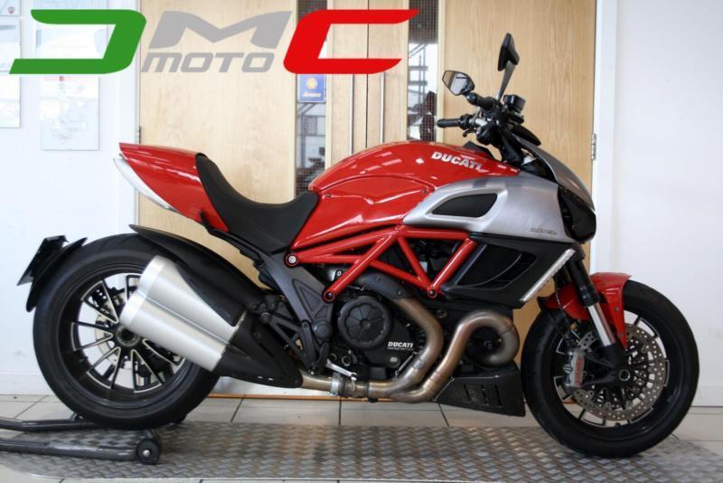 Ducati Diavel Tyre Size