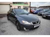 Lexus IS 220d 2.2TD SE GREY SALOON 2008 MODEL + BEAUTIFUL EXAMPLE+