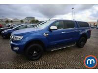 2019 Ford Ranger Pick Up Double Cab Limited 1 2.2 TDCi Double Cab Pick-up Diesel