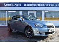 BAD CREDIT CAR FINANCE AVAILABLE 2011 11 LEXUS IS 250 2.5 AUTO F-SPORT