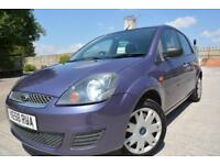 FORD FIESTA STYLE 1.25 5 DOOR*LOW MILEAGE*IDEAL FIRST CAR*ONE OWNER PLUS FORD*