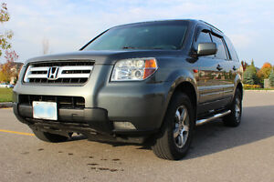 2007 Honda Pilot EX-L, w/ Navi, Rear View Camera, Fully Loaded