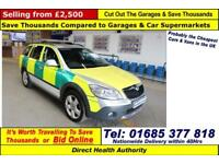 2012 - 61 - SKODA OCTAVIA SCOUT 2.0TDI CR AUTO 4X4 RAPID RESPONSE 5 DOOR ESTATE