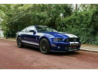 2015 Ford MUSTANG Shelby GT500 Petrol blue Manual
