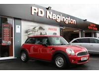 2007 MINI HATCHBACK ONE 1.4 1.4 One + ONLY 2 OWNERS + SERVICE HISTORY