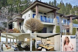 Just Listed! Luxury Townhome at Palmero Villas
