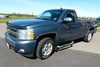 REDUCED TO SELL -  2008 Chevrolet Silverado LT 1500 Blue